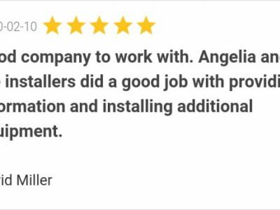[Hear From Our Customers!]