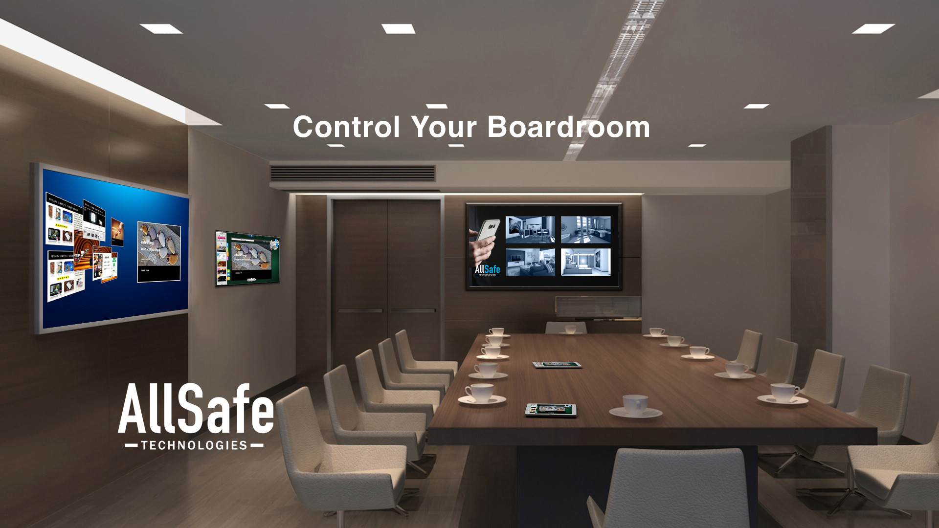 Control the Boardroom