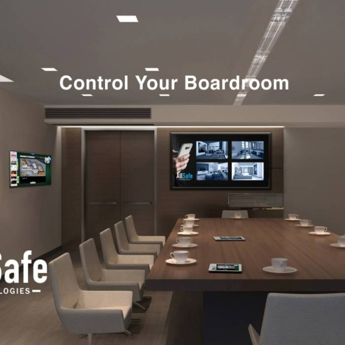 Buy All Safe Technologies: Boardrooms